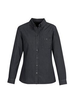 Indie Ladies Long Sleeve Shirt S017LL