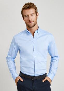 Camden Mens Long Sleeve Shirt S016ML