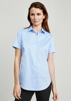 Camden Ladies Short Sleeve Shirt S016LS