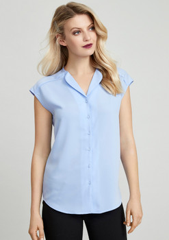 Lily Ladies Blouse S013LS