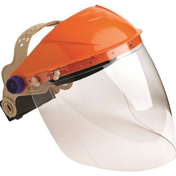 Browguard With Visor Clear Lens  BGVC