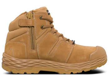 Mack Shift Zip-Up Safety Boots MK0SHIFTZ