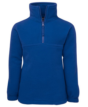 KIDS 1/2 ZIP POLAR 3KP