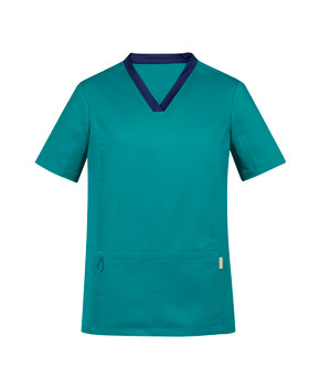 Mens Riley V-Neck Scrub Top CST043MS