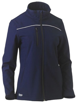 Womens Soft Shell Jacket BJL6060