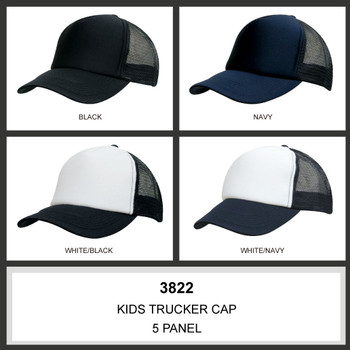 Kids Trucker Cap HW 3822