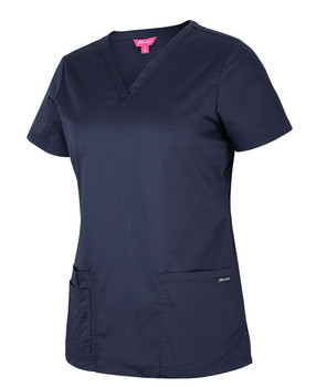 LADIES PREMIUM SCRUB TOP 4SPT1