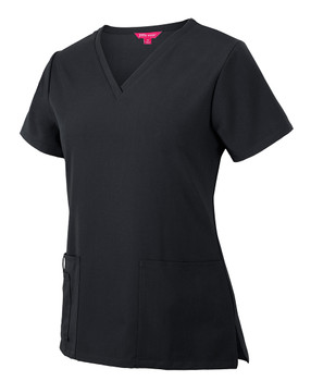 LADIES NU SCRUB TOP 4SNT1