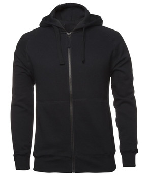 C OF C  ADULTS FULL ZIP FLEECY HOODIE S3FH - ADULTS