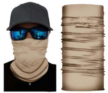 Simba Bandana face mask Neck Gaiter Cream Sand S190