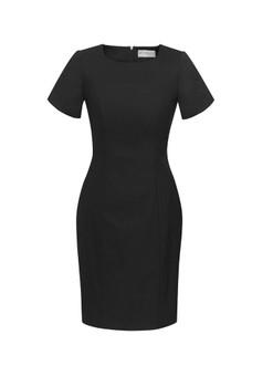 Womens Short Sleeve Dress 34012
