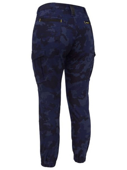 WOMEN'S FLX & MOVE™ STRETCH CAMO CARGO PANTS - LIMITED EDITION  BPL6337