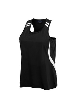 LADIES FLASH SINGLET  LV3125