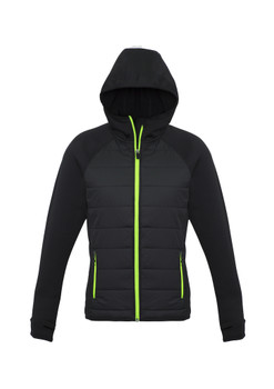 LADIES STEALTH TECH HOODIE  J515L