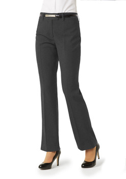 LADIES CLASSIC FLAT FRONT PANT  BS29320