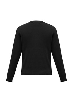 MENS WOOLMIX PULLOVER  WP6008