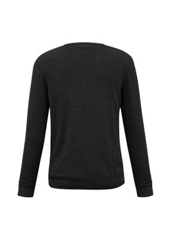 MENS ORIGIN MERINO PULLOVER  WP131ML