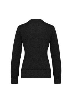 LADIES ORIGIN MERINO CARDIGAN  LC131LL