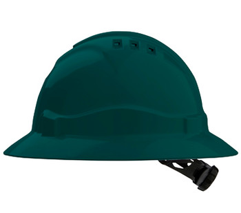PRO CHOICE V6 VENTED FULL BRIM HARD HAT - HHV6FB