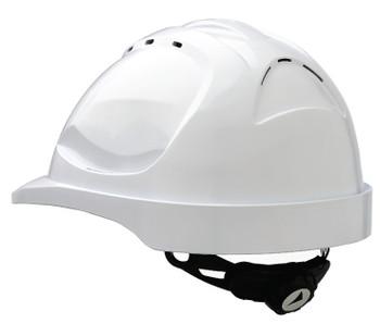 PRO CHOICE V9 HARD HAT WITH RATCHET HARNESS - HHV9R