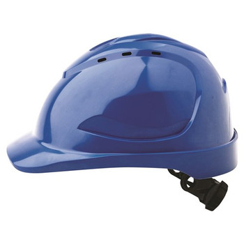 PRO CHOICE V9 HARD HAT WITH RATCHET HARNESS - HHV9R