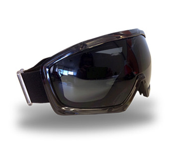 Cyclone Safety Goggle with Spherical Lens Smoke -6002