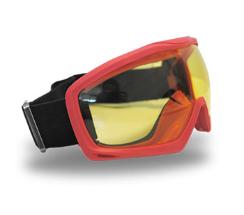 Inferno High Temperature Rated Goggle- Amber (6FR5)