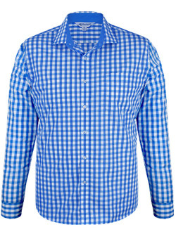 Aussie Pacific Devonport Mens Shirt Long Sleeve (1908L)