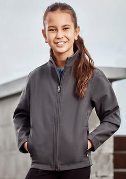 KIDS APEX JACKET  J740K