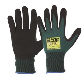 ProChoice® Arax® Green Nitrile Sand Dip Palm AGND