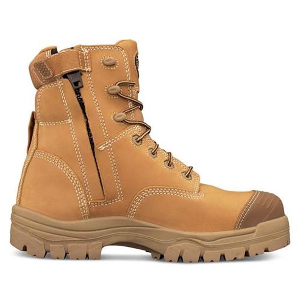 Oliver - AT 45632Z Composite Toe Zip Side Boot