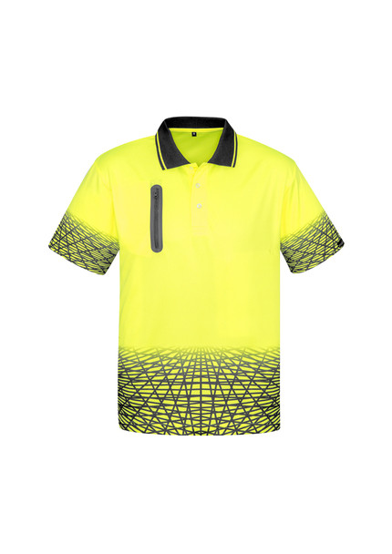 ZH300  MENS TRACKS POLO