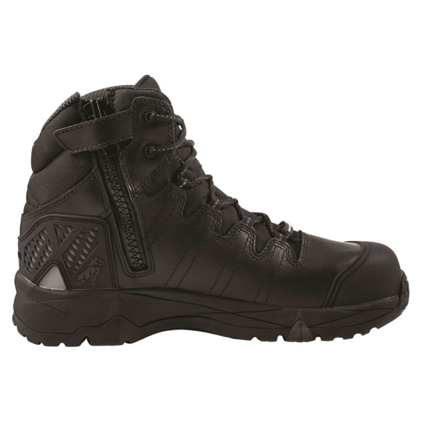 MACK  Octane Zip Sided Boots