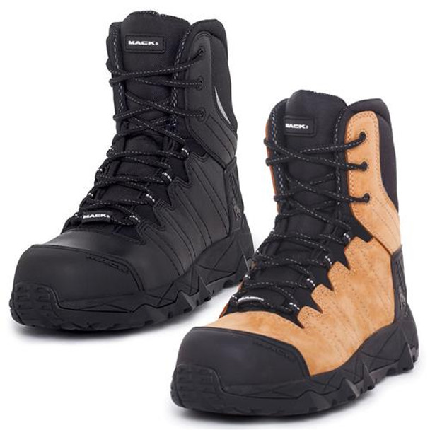 MACK BOOTS TerraPro Zip Sided Safety Boots