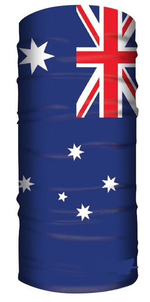 SIMBA AUSTRALIAN BANDANAS FACE MASK SIM10