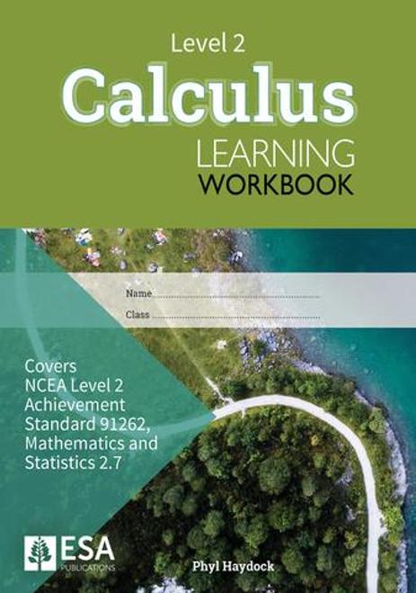ESA Calculus 2.7 Learning Workbook
