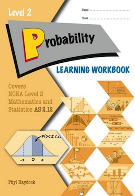 ESA Probability 2.12 Learning Workbook