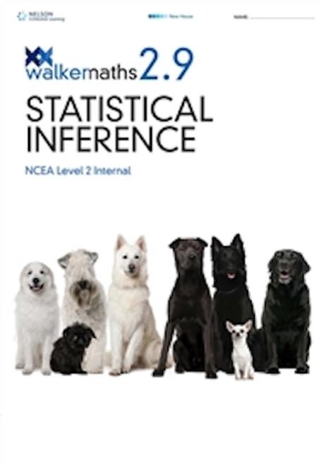 Walker Maths: 2.9 Statistical Inference