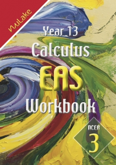 Nulake Year 13 EAS Calculus Workbook
