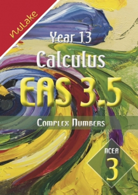 Nulake EAS 3.5 Calculus: Complex Numbers