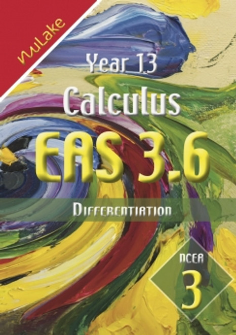 Nulake EAS 3.6 Calculus: Differentiation