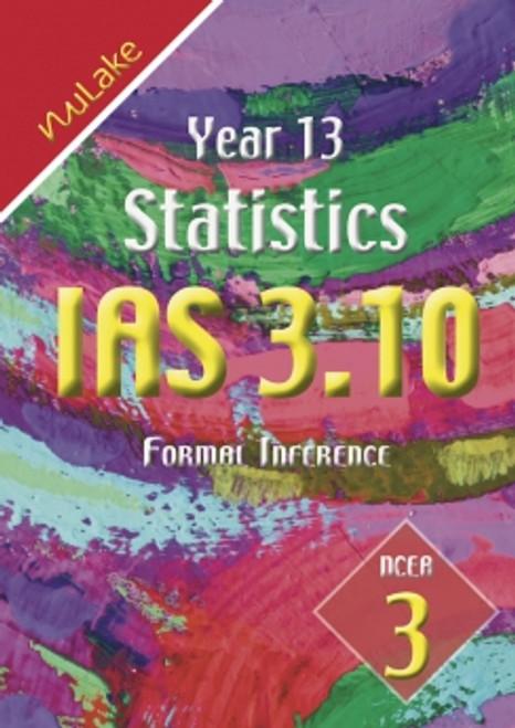 Nulake IAS 3.10 Statistics: Formal Inference