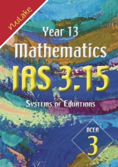 Nulake IAS 3.15 Systems of Equations