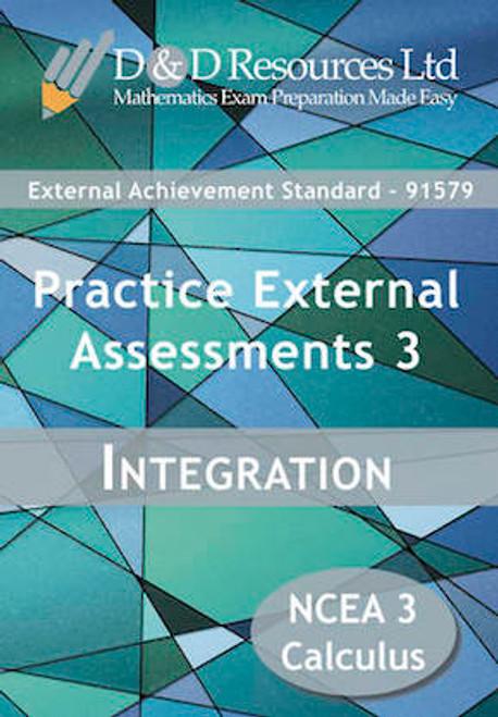 91579 Calculus: Integration Practice Asssessments