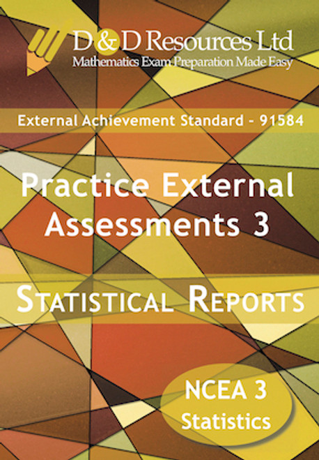 91584 Statistics: Statistical Reports Practice Assessments