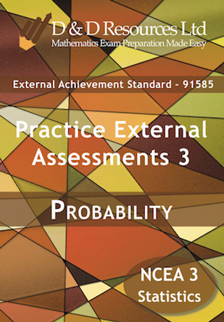 91585 Statistics: Probability Practice Assessments
