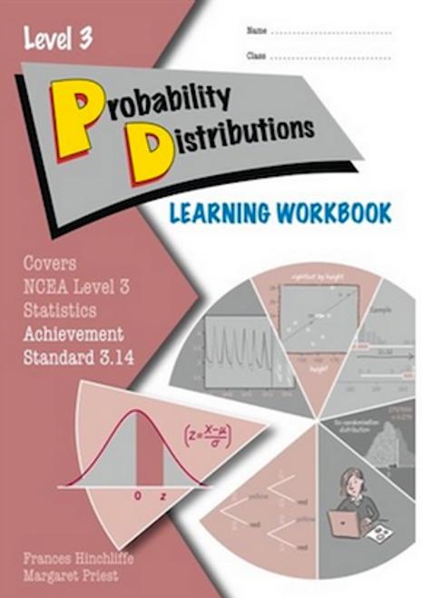 ESA Probablity Distributions 3.14 Learning Workbook