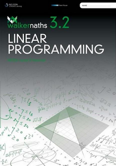 Walker Maths: 3.2 Linear Programming