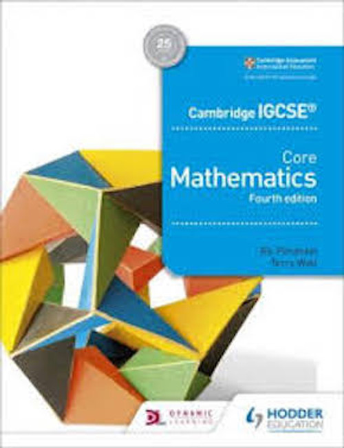 Cambridge IGCSE Core Mathematics (4e)