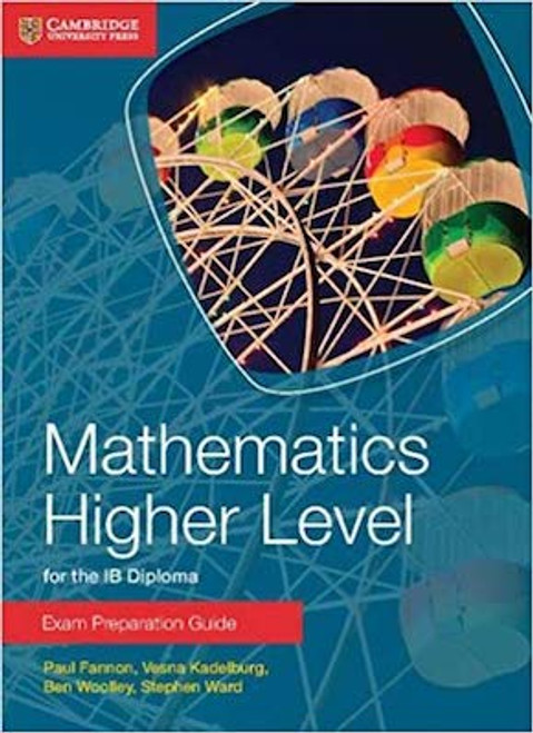 Mathematics Higher Level for IB Diploma: Exam Preparation Guide
